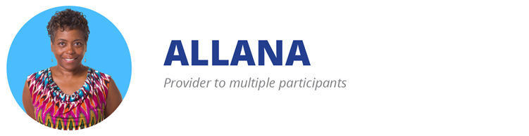 "CARES Act Provider Relief payment example ""Allana"""